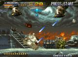 Metal Slug 2: Super Vehicle - 001/II Neo Geo Boss