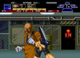 The Super Spy Neo Geo Obtained a pistol