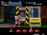 Robo Army Neo Geo How to Play