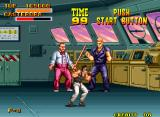 Burning Fight Neo Geo Say hello to Casterora