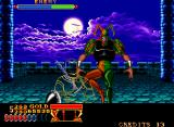 Crossed Swords Neo Geo Say hello to Death Masquerader