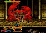"Crossed Swords Neo Geo ""Good God!"", gasped Gerald, ""Look at the size of that crab"""