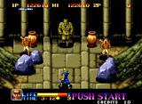 Ninja Commando Neo Geo The Egyptian Era