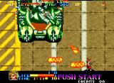 Ninja Commando Neo Geo Boss