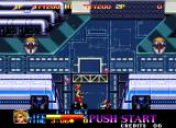 Ninja Commando Neo Geo Future site of Mars Corporation