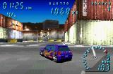 Need for Speed: Underground Game Boy Advance In Drift Mode, improve your score making successive tight turns.