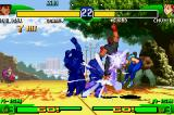 Street Fighter Alpha 3 Game Boy Advance Ryu smashes the opponents with your Akuma fighting style...