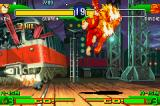 Street Fighter Alpha 3 Game Boy Advance The classical Shoryuken. No commentaries...