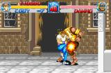 Final Fight Game Boy Advance This fool needs a lesson now. Defeat him!