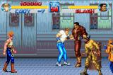 Final Fight Game Boy Advance You must defeat the bad guys, not talk with them!
