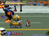 Shock Troopers: 2nd Squad Neo Geo 1st Mission