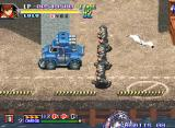Shock Troopers: 2nd Squad Neo Geo 2nd Mission (Alternate Route)