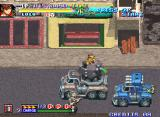 Shock Troopers: 2nd Squad Neo Geo 3rd Mission (Alternate Route)