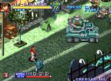 Shock Troopers: 2nd Squad Neo Geo This really looks like a war zone
