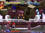 Shock Troopers: 2nd Squad Neo Geo Boss