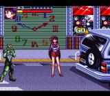 Bishōjo Senshi Sailor Moon SNES How can I go if the car is blocking my way?