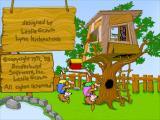 The Treehouse Macintosh Title Screen