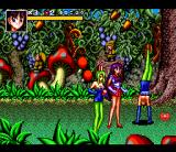 Bishōjo Senshi Sailor Moon R SNES Exotic forest