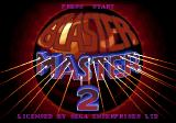 Blaster Master 2 Genesis Title screen