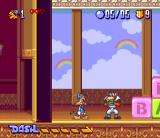 Disney's Bonkers SNES Let's learn some letters...