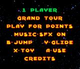 Bubsy II SNES Options