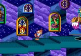 Bubsy II Genesis In Genesis version, you can access more levels, with different difficulty settings