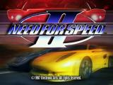 Need for Speed II Windows Main Title