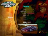 Need for Speed II Windows Car Selection