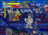 King of the Monsters Neo Geo Nothing but an inferno