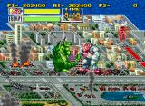 King of the Monsters Neo Geo In Kobe again