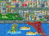 King of the Monsters 2: The Next Thing Neo Geo American City