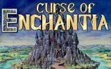 Curse of Enchantia DOS The title screen.