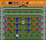 "Super Bomberman SNES ""You are arrested!"""