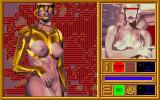 Sexy Droids Amiga When you win a level, the picture is revealed.