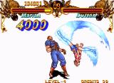 Double Dragon Neo Geo Marian's special move
