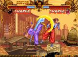 Double Dragon Neo Geo Cheng Fu's special move
