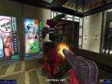 Shogo: Mobile Armor Division Windows The age old video game combination of sex and violence. Praise freedom of expression and pass the ammo