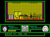 Prvá Akcia ZX Spectrum You need a knife to release pretty secretary