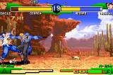 Street Fighter Alpha 3 Game Boy Advance Good spinning, old-timer!