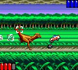 Jurassic Park Game Gear If you survive the regular enemies in the car levels, you'll have to face a boss