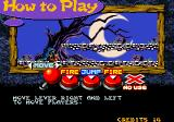 Nightmare in the Dark Arcade How to Play