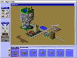SimCity 2000 Urban Renewal Kit DOS Place & Print your city!