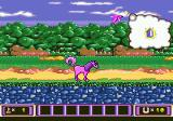 Crystal's Pony Tale Genesis Purple pony, purple bird
