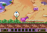 Crystal's Pony Tale Genesis Mountain road