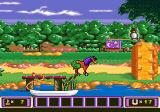 Crystal's Pony Tale Genesis Fancy using a boat?