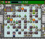 Super Bomberman 3 SNES The final stage reserves tough enemies and many surprises. Pay attention!
