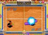 Windjammers Neo Geo Counter move against Costa!