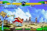 Street Fighter Alpha 3 Game Boy Advance Avoid dangerous situations with the Alpha Counter!