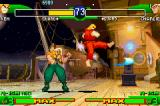 Street Fighter Alpha 3 Game Boy Advance The Hurricane Kick could be a good way to escape from fireballs.