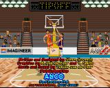 Tip Off Amiga Title Screen & Credits